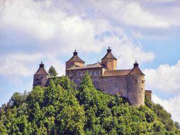 diaporama pps Slovaquie – Château de Krásna Hôrka
