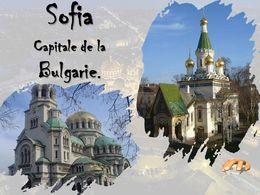diaporama pps Sofia – Bulgarie