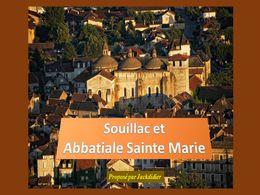 diaporama pps Abbaye Sainte-Marie de Souillac