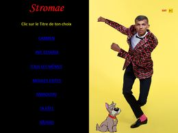 diaporama pps Stromae
