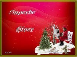 diaporama pps Superbe hiver