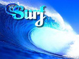 diaporama pps Surf