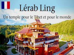 diaporama pps Temple bouddhiste de l'Hérault