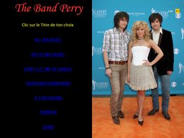 diaporama pps The band Perry