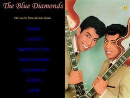 diaporama pps The Blue Diamonds