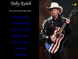 diaporama pps Toby Keith