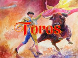 diaporama pps Toros painter