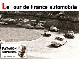 diaporama pps Tour de France automobile