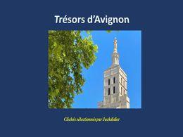 diaporama pps Trésors d'Avignon