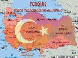 diaporama pps Turquie – Région méditerranéenne