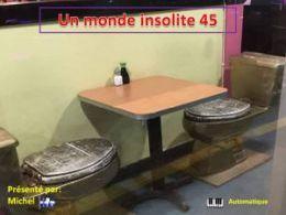 diaporama pps Un monde insolite 45
