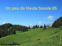 diaporama pps Un peu de Haute-Savoie 05