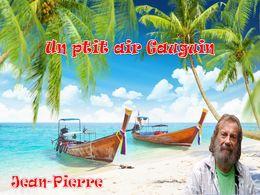 diaporama pps Un ptit air Gauguin