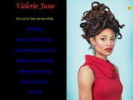 diaporama pps Valérie June