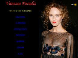 diaporama pps Vanessa Paradis II