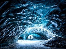diaporama pps Vatnajökull Ice Cave, Iceland
