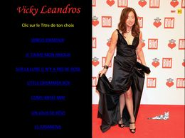 diaporama pps Vicky Leandros
