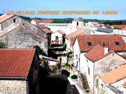 diaporama pps Villages templiers hospitaliers du Larzac