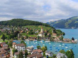 diaporama pps Ville de Spiez – Suisse