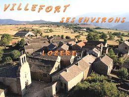 diaporama pps Villefort ses environs – Lozère
