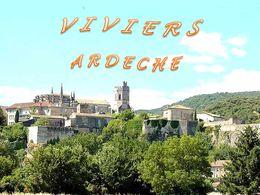 diaporama pps Viviers – Ardèche