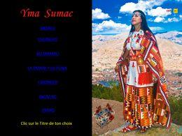 diaporama pps Yma Sumac I