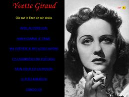 diaporama pps Yvette Giraud