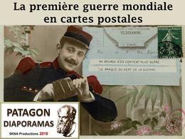 diaporama pps 1ère guerre mondiale en cartes postales