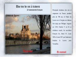 diaporama pps 20 monuments français