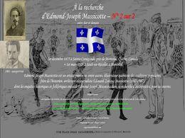 diaporama pps A la recherche d'Edmond Joseph Massicotte 2