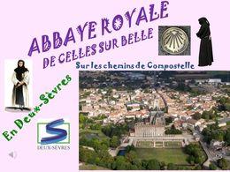 diaporama pps Abbaye Royale de Celles-sur-Belle