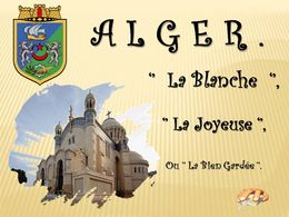 diaporama pps Alger la blanche