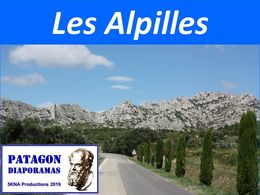 diaporama pps Alpilles