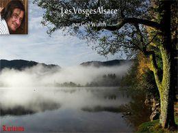 diaporama pps Alsace Vosges par Guy Wurth