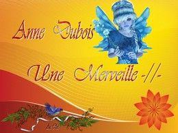 diaporama pps Anne Dubois une merveille II