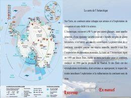 diaporama pps Antarctique le réchauffement climatique
