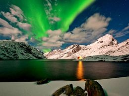 diaporama pps Aurora in Lofoten – Norway