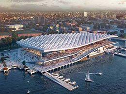 diaporama pps Australie – Sydney marché aux poissons