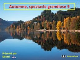 diaporama pps Automne spectacle grandiose 9