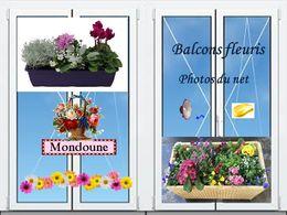 diaporama pps Balcons fleuris