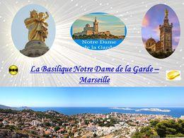 diaporama pps Basilique Notre-Dame-de-la-Garde