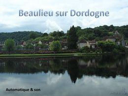 diaporama pps Beaulieu-sur-Dordogne