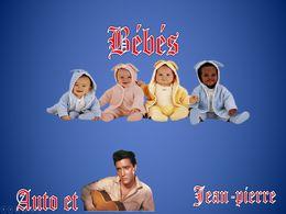 diaporama pps Bébés