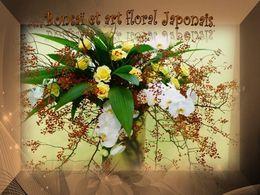 diaporama pps Bonsaï et art floral japonais