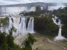 diaporama pps Brésil – Chutes d'Iguazu