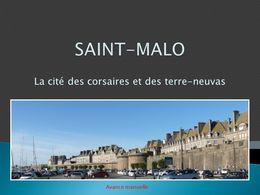 diaporama pps Bretagne – Saint-Malo