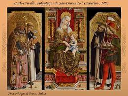 diaporama pps Carlo Crivelli – peinture religieuse