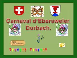diaporama pps Carnaval Ebersweier Dubach
