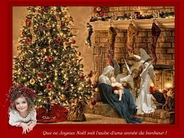 diaporama pps Cartes anciennes de Noël