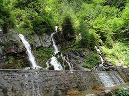 diaporama pps Cascades Valea Spumoasa et Urlatoarea Busteni